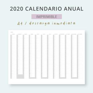 Calendario check