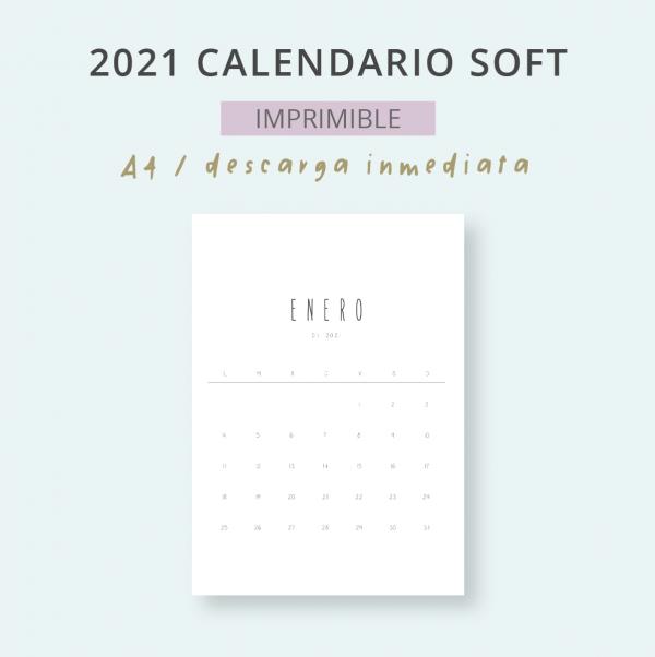 Calendario soft