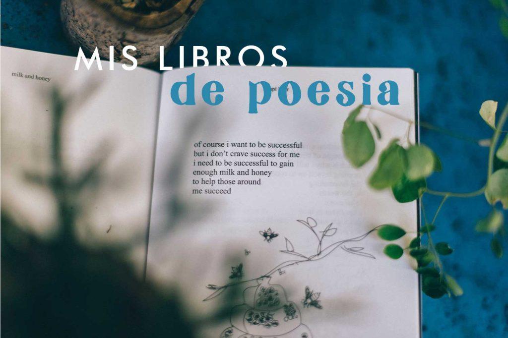 Mis libros de poesía