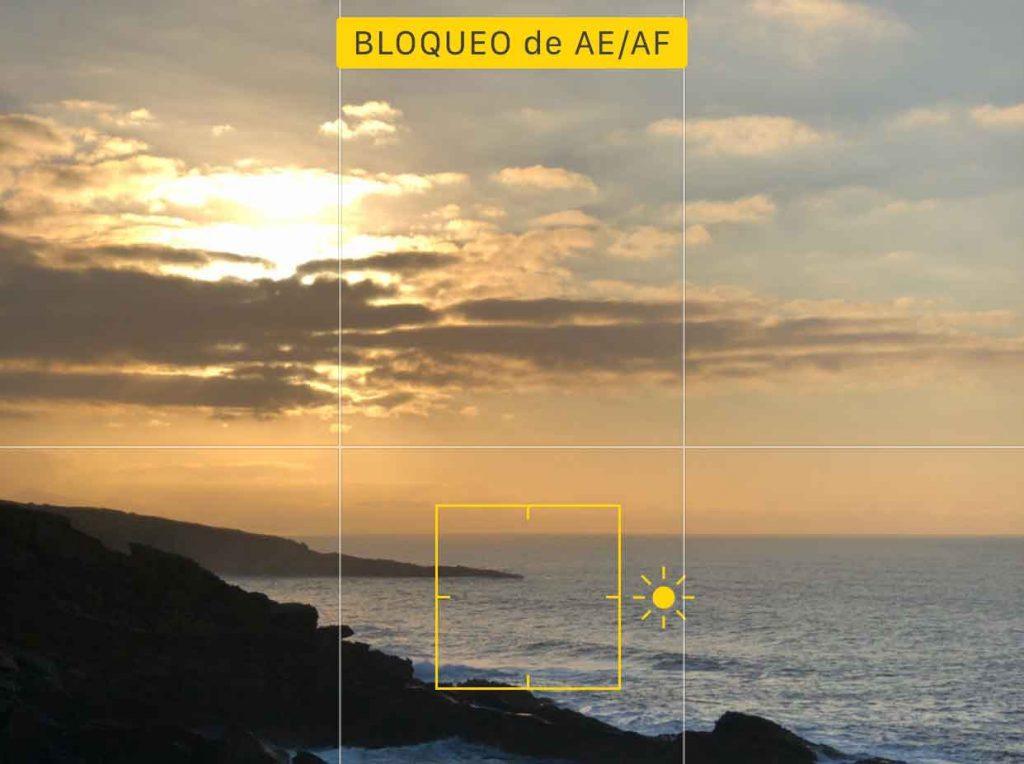 bloqueo AEAF