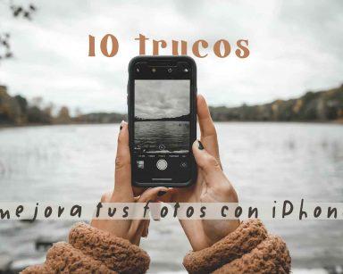 mejorar fotos iphone